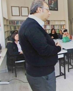 Yrd Doç Dr Bahattin TAYLAN